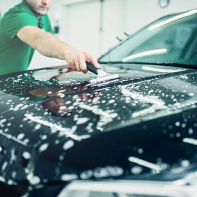 paint bull repairs, detailing, automotive damage, paint protection