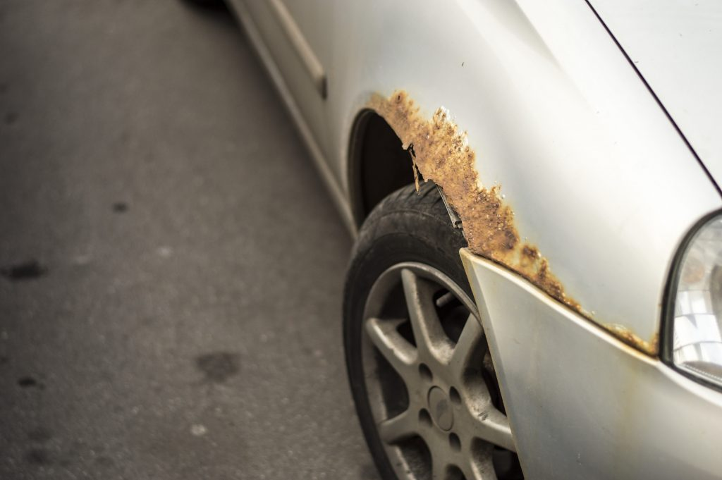 Rustproofing and Undercoating