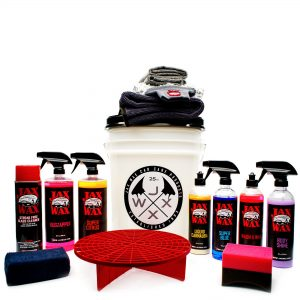 Jax Wax Bucket Kit