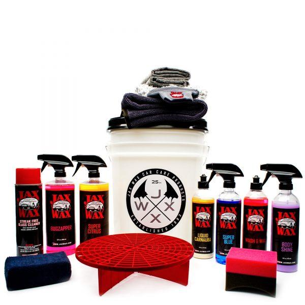 Jax Wax Bucket Kit