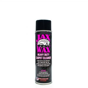 Jax Wax Heavy Duty Carpet Cleaner