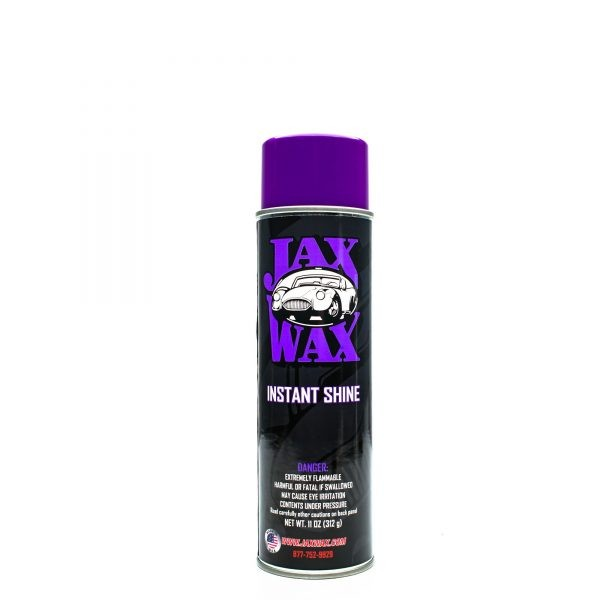 Jax Wax Instant Shine