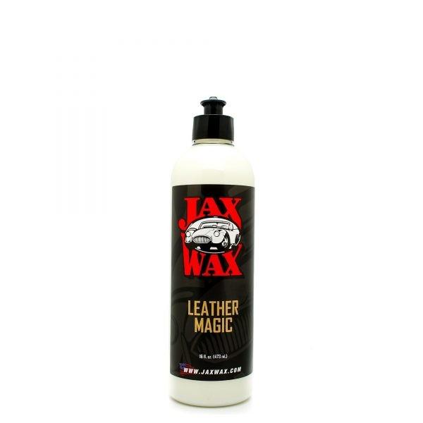 Jax Wax Leather Magic