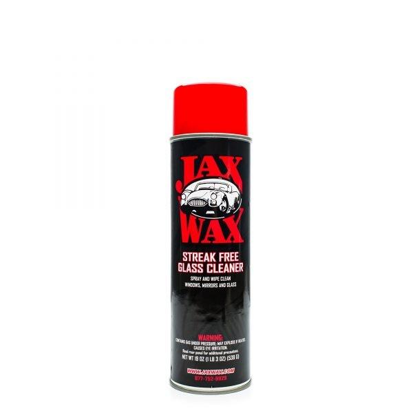 Jax Wax Glass Cleaner