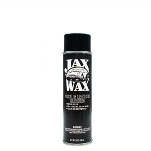 Jax Wax Vinyl & Leather Cleaner